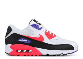 Buty Nike Air Max 90 Essential (AJ1285-106) White/Red Orbit/Psychic Purple/Black