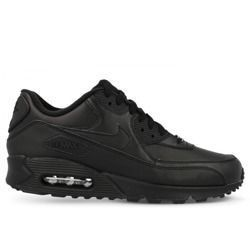 Buty Nike Air Max 90 Leather 302519-001 (black)