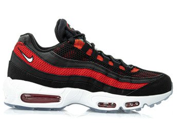 Buty Nike Air Max 95 ESSENTIAL (749766-039) Black/white/Red)