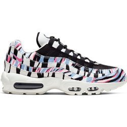 Buty Nike Air Max 95 (Korea) CW2359-100 SUMMIT WHITE/BLACK-ROYAL TINT-RACER PINK