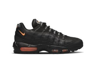 Buty Nike Air Max 95 PREMIUM (DJ6884-001) Black/Total Orange-Reflect-Silver
