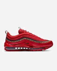 Buty Nike Air Max 97 (BV6113-600) University Red/Black-Print