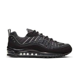 Buty Nike Air Max 98 (CI3693-002) Black/Black-Smoke Greyge - White