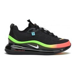 "Buty Nike Air Max MX-720-818 (CT1282-001) ""WORLDWIDE"" Black/White-Green Strike"