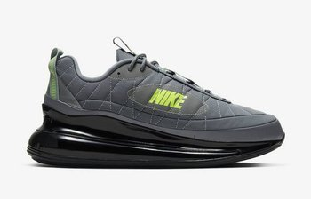 Buty Nike Air Max MX-720-818 (CW7475-001) SMOKE GREY/SMOKE GREY - BLACK