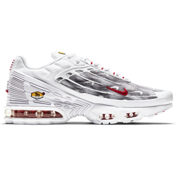 Buty Nike Air Max Plus III (DH4107-100) WHITE/GREY/RED