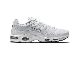 Buty Nike Air Max Plus TN (604133-139) WHITE/WHITE-BLACK-COOL GREY