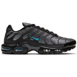 Buty Nike Air Max Plus TN (DC1935-001) BLACK/LASER BLUE-DK SMOKE GREY