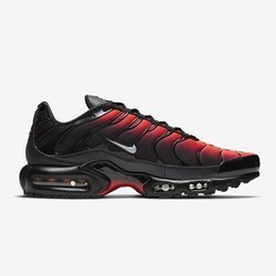 Buty Nike Air Max Plus TN (DC1936-001) Black/Wolf Grey-Bright Crimson
