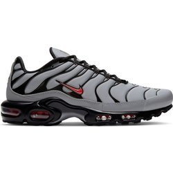 Buty Nike Air Max Plus TN (DC1936-002) WOLF GREY/BRIGHT CRIMSON-DK SMOKE GREY