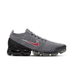 Buty Nike Air Vapormax Flyknit 3 (AJ6900-012) PARTICLE GREY/UNIVERSITY RED