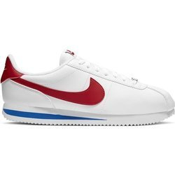 Buty Nike Classic Cortez Basic Leather (819719-103) WHITE/VARSITY RED-VARSITY ROYAL