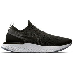 Buty Nike EPIC REACT FLYKNIT (AQ0067-001) Black/Grey