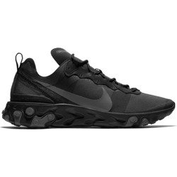 Buty Nike React Element 55 (BQ6166-008) BLACK/DARK GREY