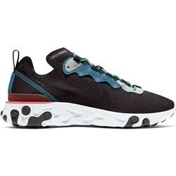 Buty Nike React Element 55 SE (CD2153-001) ANTHRACITE/BLUE FURY-PURE PLATINUM