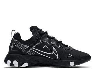 Buty Nike React Element 55 SE (CU3009-001) White/Black
