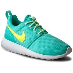Buty Nike Roshe One Gs 599729-302 Turquoise Volt