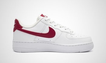 Buty Nike WMNS Air Force 1 '07 (315115-154) White/Noble Red/White