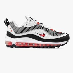 Buty Nike WMNS Air Max 98 (AH6799-104) White/Solar Red/Dust
