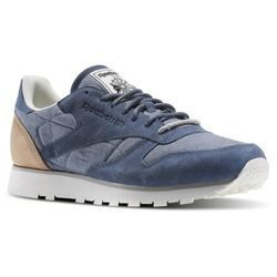 Buty Reebok CL Leather Fleck AQ9722