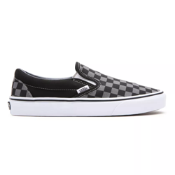 Buty Vans CLASSIC SLIP-ON CHECKERBOARD Black/Pewter