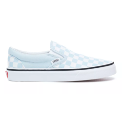Buty Vans Classic Slip On (Checkerboard) Baby Blue/True White