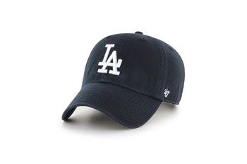 Czapka MLB Los Angeles Dodgers '47 CLEAN UP (B-RGW12GWS-BKD)