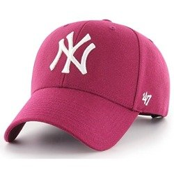 Czapka MLB New York Yankees '47 MVP Snapback (B-MVPSP17WBP-GX) Galaxy red