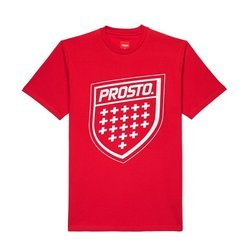 Koszulka Prosto SHIELD XX RED