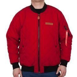 Kurtka Chillout Clothes Bomber Premium Red