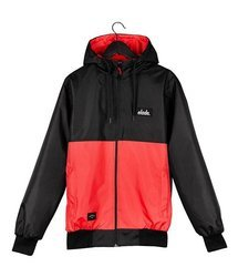 Kurtka Elade RAINFOREST SUMMER JACKET BLACK/RED