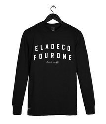 LONGSLEEVE ELADE FOURONE BLACK