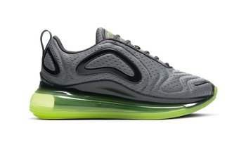 Nike Air Max 720 (AQ3196-019) ANTHRACITE ELECTRIN GREEN