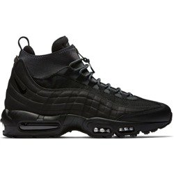 "Nike Air Max 95 SneakerBoot ""Black"" (806809-001)"