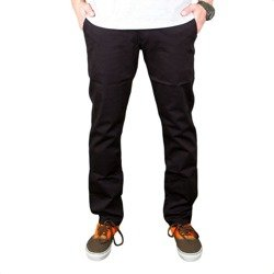 SPODNIE MALITA CHINO LOW BLACK/STRIPES