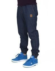 Spodnie Chillout Clothes jogger dark jeans