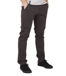Spodnie Chillout Clothing Chino szare