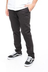 Spodnie Malita Chino Low Stride black