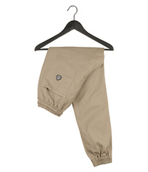 Spodnie New Bad Line Jogger Icon Beige