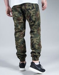 Spodnie New Bad Line Jogger Icon Camo