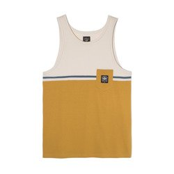 Tank Top Turbokolor POCKET yellow