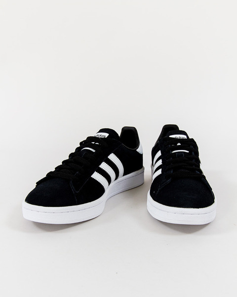 check out 857c3 4352d Buty Adidas Campus J BY9580 blackwhite