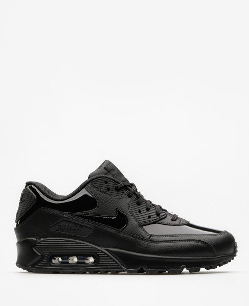 size 40 d44c1 31338 BUTY NIKE WMNS AIR MAX 90 LEATHER (921304 002) BLACK