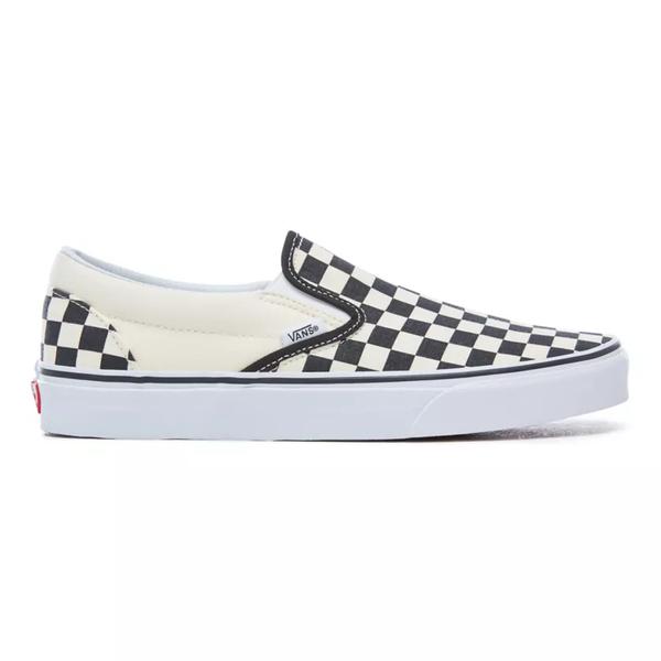 Vans Classic Slip On Shoes BlackWhite Checker