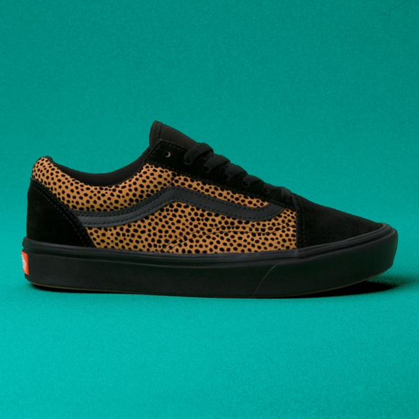 BUTY VANS COMFYCUSH OLD SKOOL (Tiny Cheetah) Black | Obuwie