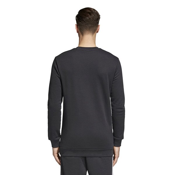 Bluza ADIDAS ESSENTIAL CREW (DV1600) BLACK | Odzież  Męska