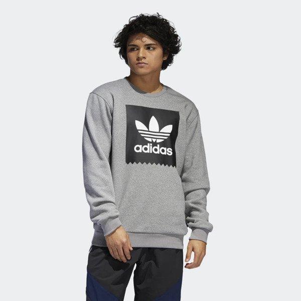 renomowana strona najniższa cena zawsze popularny Bluza Adidas Trefoil CORE HEATHER / BLACK / WHITE