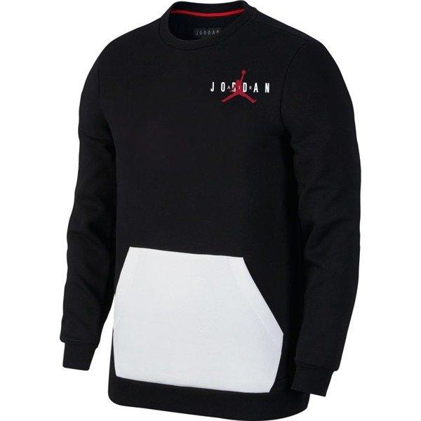 najlepsze ceny informacje dla klasyczne dopasowanie Bluza Jordan Air Fleece Crew AA1457-010
