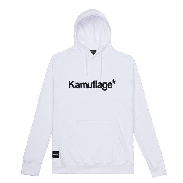 bluza kamuflage czarno biała