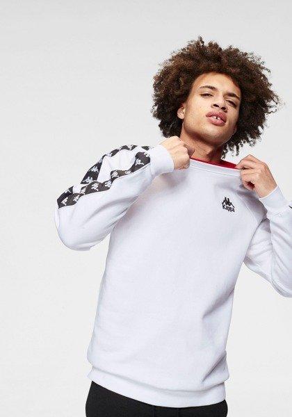 najbardziej popularny Najnowsza moda najlepiej autentyczne Bluza Kappa Edwin White (305003-001) | Odzież \ Męska ...